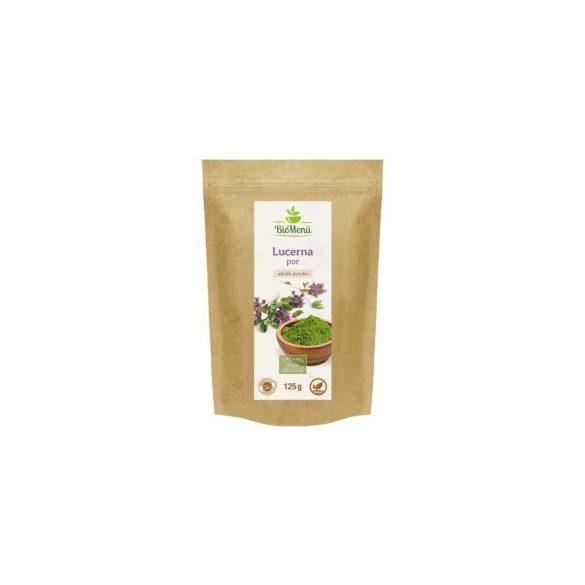 Bio menü bio lucerna por 125 g
