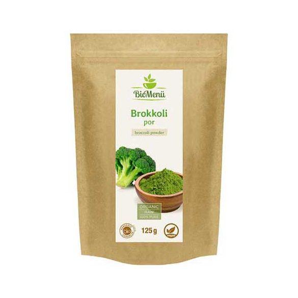 Bio menü bio brokkoli por 125 g