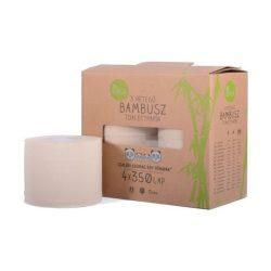 Perga 3 rétegű bambusz toalettpapír 4 db