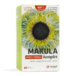 GOODWILL MAKULA AREDS 2 FORMULA KAPSZULA