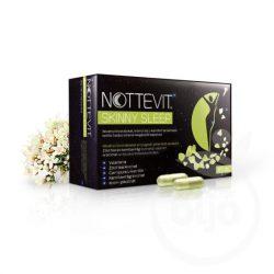 Nottevit skinny sleep étrend-kiegészítő kapszula 60 db