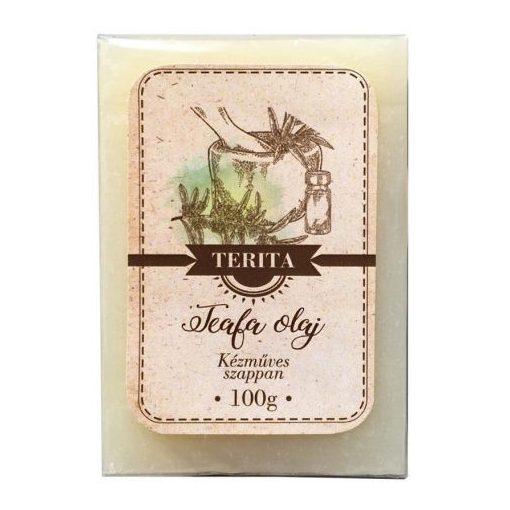 Herbária Teafa olaj szappan 100g 100g