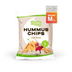 Foody Free gluténmentes hummus chips céklával 50 g