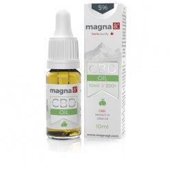 Magna CBD Olaj (olívaolajban) 5 % (10ml)