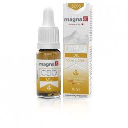 Magna CBD Olaj (MCT olajban) 30 % (10ml)