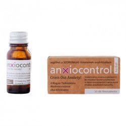 Anxiocontrol herbal tabletta 30 db
