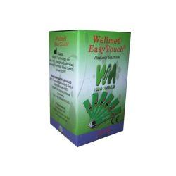 Wellmed easytouch vércukor tesztcsík 25 db