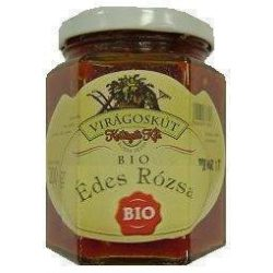 Virágoskút bio édes rózsa 200 g