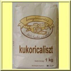 Kenyérvarázs kukoricaliszt 1000 g