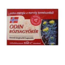 Odin rózsagyökér kapszula 30 db