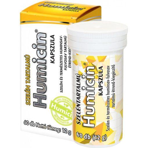 Humicin kapszula szelén tartalmú 60 db