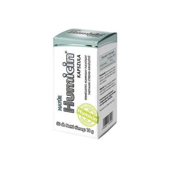 Humicin kapszula natúr 60 db