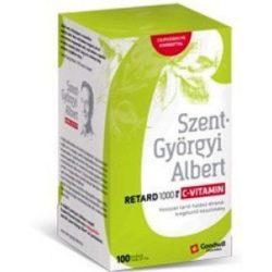 Szent-Györgyi Albert 1000 mg retard c-vitamin tabletta 100 db