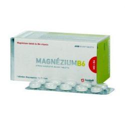 GOODWILL MAGNÉZIUM B6-VITAMIN TABLETTA