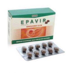 Epavir tabletta herpesz ellen 30 db