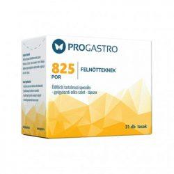 Progastro 825 por felnőtdbnek élőflórát tartalmazó étrend-kiegészítő készítmény 3 tasak