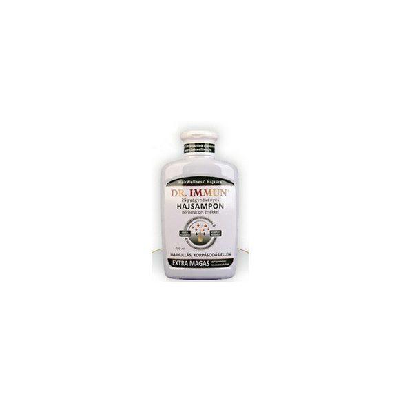 Dr.immun 25 gyógynövényes hajsampon 250 ml