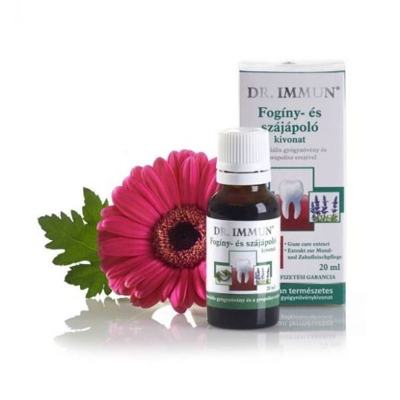 Dr.immun fogíny és szájápoló kivonat 20 ml