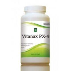 Vitanax px 4 kapszula 120 db