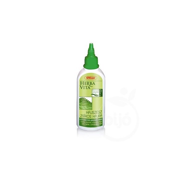 Stella herba vita hajszesz zsíros-korpás fejbőrre 125 ml