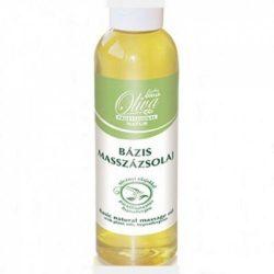 Gg.oliva professional bázis masszázsolaj 250 ml