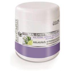 Golden Green spa spirit wellness relaxáló masszázskrém 250 ml
