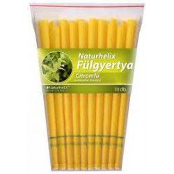 Naturhelix fülgyertya citromfű 10 db