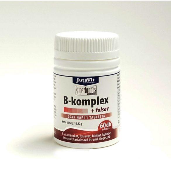 Jutavit b-komplex tabletta 60 db