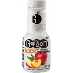 Garden alma-őszibaracklé 250 ml
