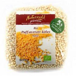 Naturgold bio puffasztott kölesgolyó natúr 100 g 100 g