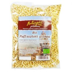 Naturgold bio puffasztott quinoa natúr 100 g
