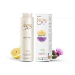 ErbaVita® NEWCAP® sampon zsíros hajra CAPELLI GRASSI - vegyianyag mentes, szerves hajápoló. Szerelem első mosásra!