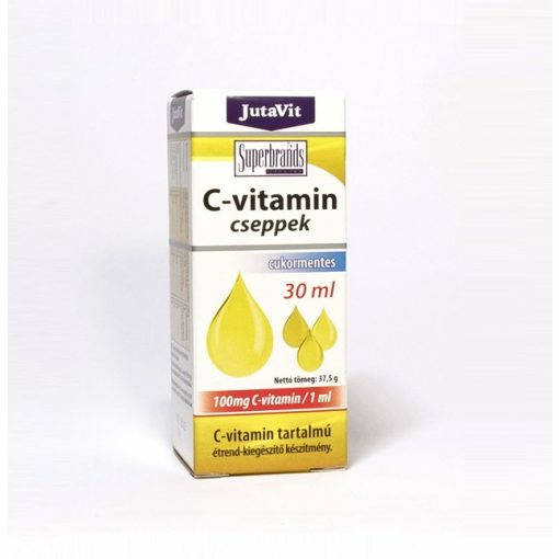 JUTAVIT C-VITAMIN CSEPPEK 30 ML 30 ml