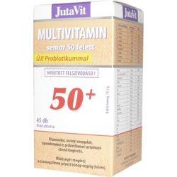 Jutavit multivitamin senior 50+ tabletta 45 db