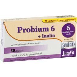 Jutavit probium 6+inulin 30x 30 db