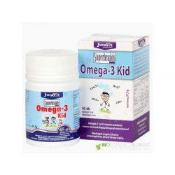 Jutavit Omega-3 Kid Lágykapszula 45 Db 45 db