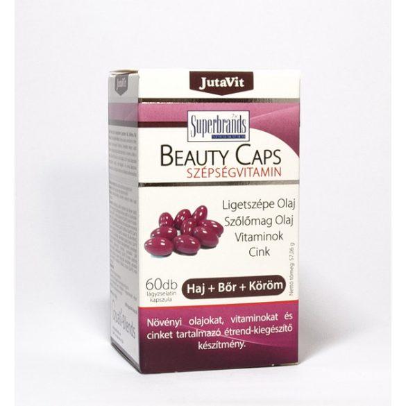 Jutavit beauty caps szépségvitamin 60 db