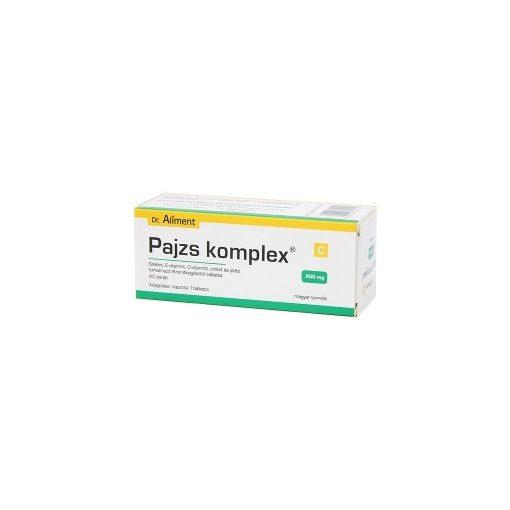 DR.ALIMENT PAJZS KOMPLEX TABLETTA 40 db