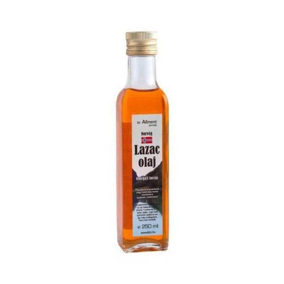 Dr.aliment lazac olaj 250 ml