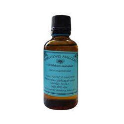 Gerani máriatövismag olaj 50 ml