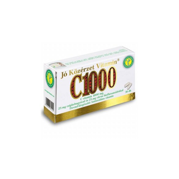 Jó Közérzet C-Vitamin 1000 Mg 30 db