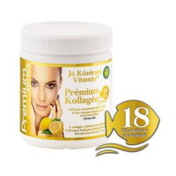 Jó Közérzet prémium kollagén 18 - citrom 150 g