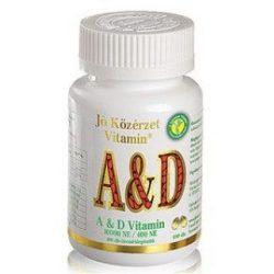 Jó Közérzet a&d vitamin 100 db