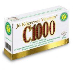 Jó Közérzet c vitamin kapszula 1000mg 30 db