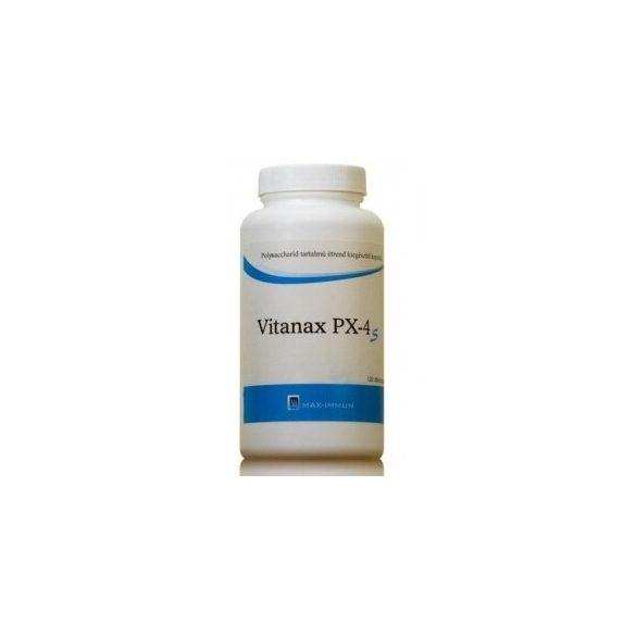 Vitanax px-4s 500 mg kapszula 120 db