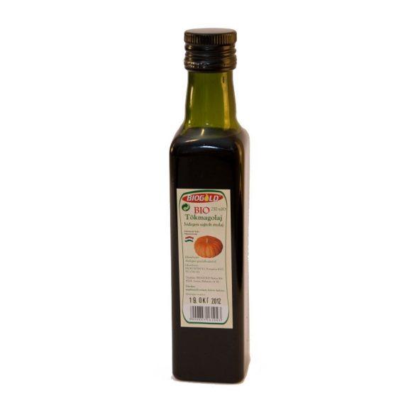 Biogold Bio Tökmagolaj  250 ml