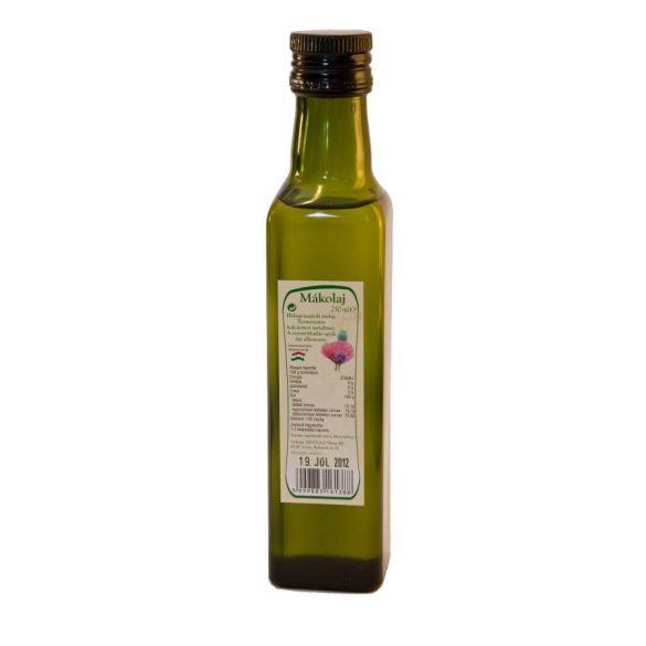 Biogold mákolaj 250 ml