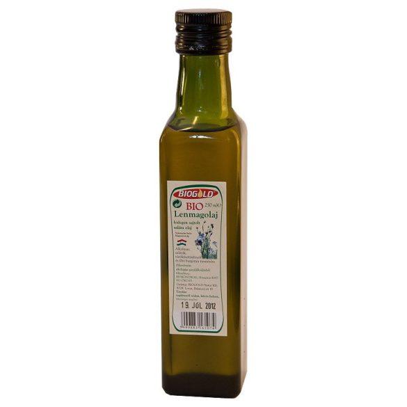 BIOGOLD LENMAG-SALÁTAOLAJ 250 ML 250 ml