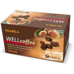 MAKKA WELL COFFEE GANODERMÁS KÁVÉ 81 g