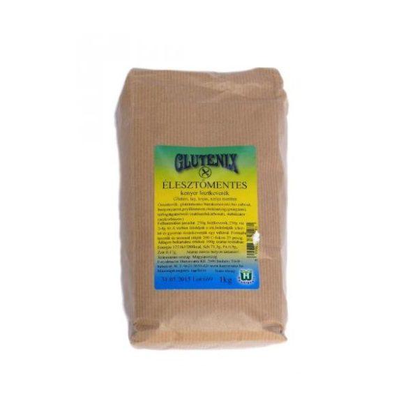 Glutenix gluténmentes élesztőmentes lisztkeverék 1000 g